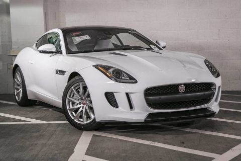 New Jaguar F-TYPE Premium