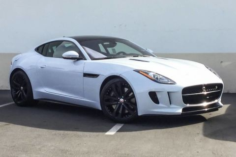 New Jaguar F-TYPE S