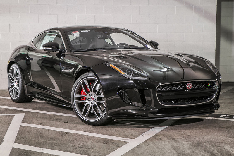 Certified Pre Owned 2017 Jaguar F Type R 2dr Car In West